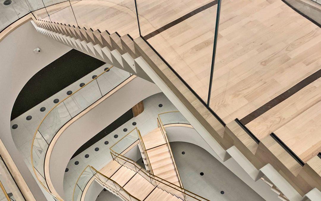 Accenture in Salesforce Tower